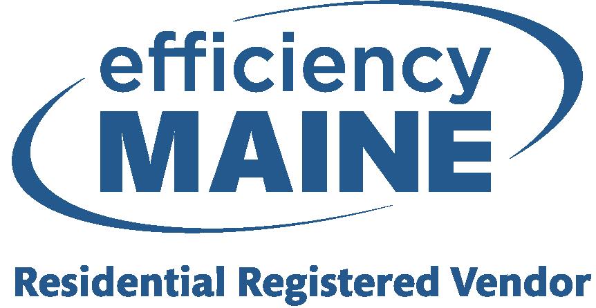 Efficiency Maine Residential Registered Vendor logo